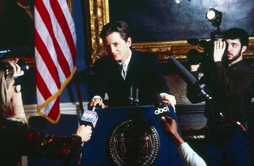 <p>Before there was <strong>Veep</strong>, there was <strong>Spin City</strong>, a satirical comedy about the day-to-day work of the deputy mayor of New York City and his staff. Even if you've never seen an episode of the show, you can see bits of its influence in the political shows that came later: the focus on the comedy of local government in <strong>Parks and Recreation</strong>, <strong>Veep's</strong> skewering of overambitious politicians, and <strong>The West Wing</strong>'s interest in the niche moments of government. </p>