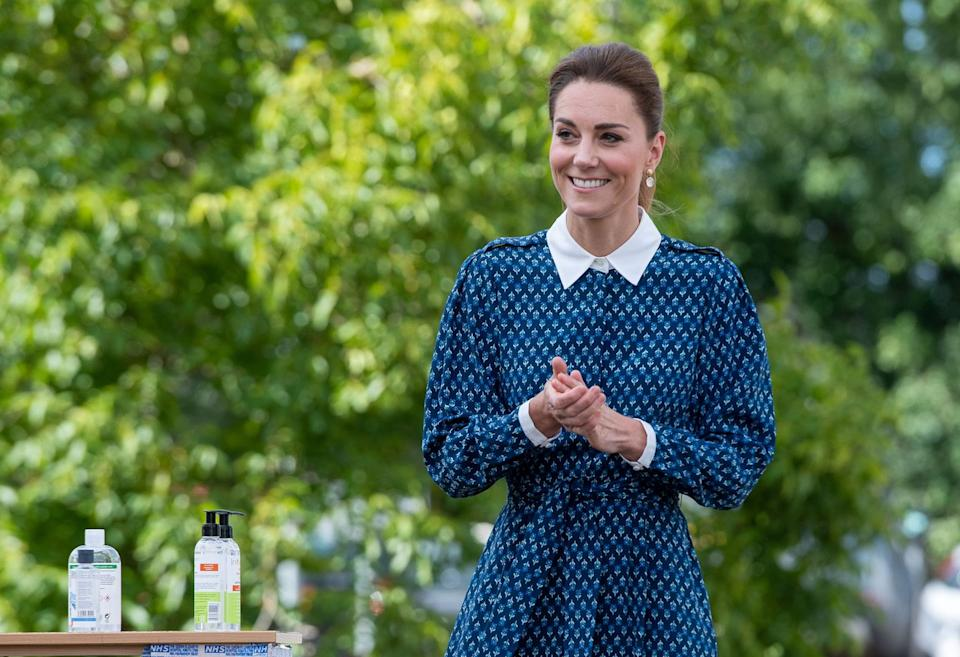 Kate Middleton Wore £94,000 Worth of New Clothing in 2020 ...