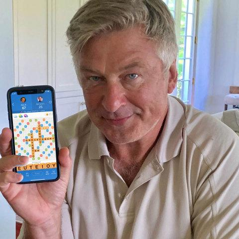 Zynga and Alec Baldwin Preview Creative Collaboration Celebrating the 10-Year Anniversary of Words With Friends