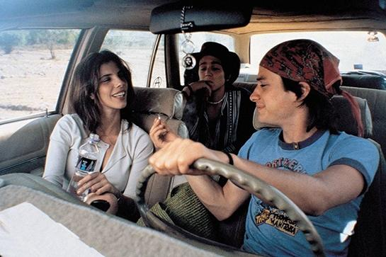 """<em><strong><h3>Y Tu Mamá También</h3></strong></em><h3> (2001)<br></h3> Two teens embark on a road trip when they encounter a stunningly free-spirited woman who helps them discover intimacy and themselves.<br><br><span class=""""copyright"""">Photo: Courtesy of IFC Films.</span>"""