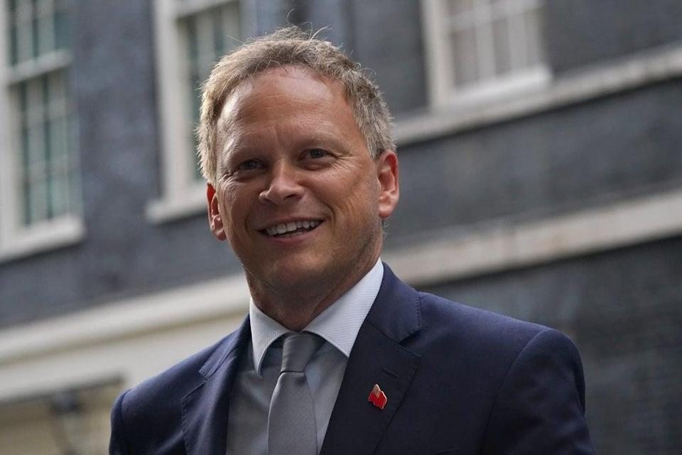Mr Shapps said he would move 'heaven and Earth' to ensure petrol got to the UK's drivers (Victoria Jones/PA (PA Wire)