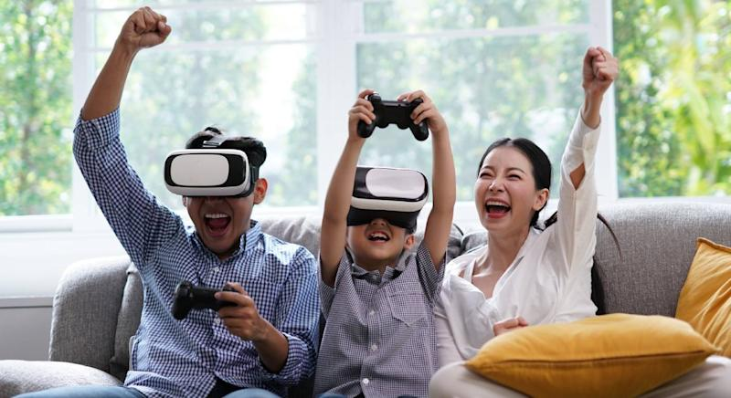 You don't have to be a gamer to enjoy this affordable virtual reality headset. (Getty Images)