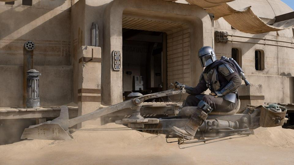 the Mandalorian season 2 episode 1
