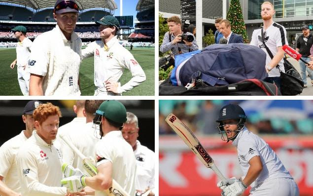 England's Ashes tour has been beset by a host of problems