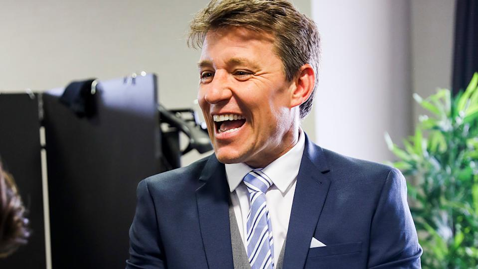 An awkward audition means Ben Shephard always makes sure he's super prepared now for any job (Images: Getty Images)