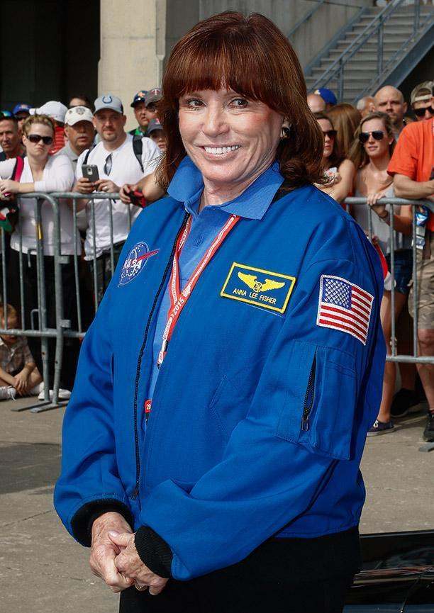 In 1984 the American astronaut Anna Lee Fisher was launched into space on STS-51A, becoming the first mother to go intergalactic. She returned after her eight-day mission – and took extended leave from NASA from 1988 to 1996 to raise her children. Her message to future generations was that being a mother needn't hold you back. In fact, you can rear a family and still, literally, shoot for the stars. (Photo: Getty)
