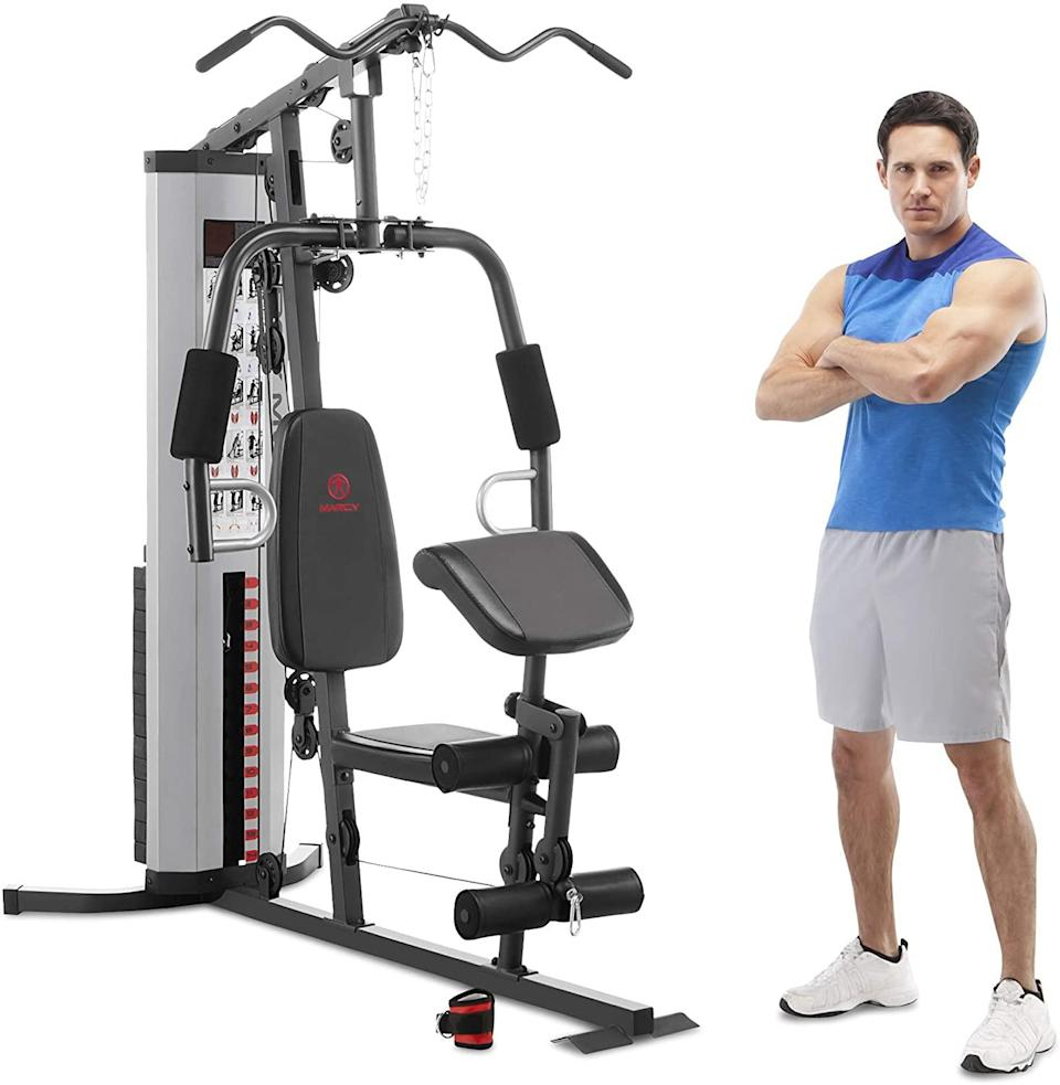 Marcy Home Gym; best home gym machines