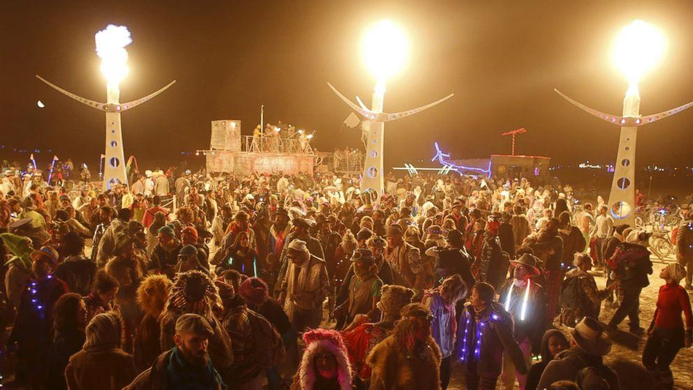 Burning Man: 30 Years in the Making (ABC News)