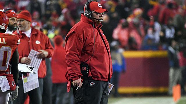 A Kansas City radio host's attempted criticism of Andy Reid inappropriately mixed his personal life with the job he has on the football field. By Reuben Frank
