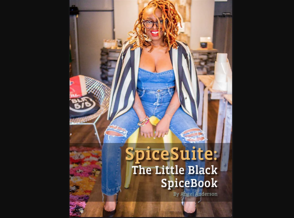 """<p><strong>Spice Suite: The Little Black SpiceBook</strong></p><p>thespicesuite.com</p><p><strong>$30.00</strong></p><p><a href=""""https://www.thespicesuite.com/product-page/spice-suite-the-little-black-spicebook"""" rel=""""nofollow noopener"""" target=""""_blank"""" data-ylk=""""slk:BUY NOW"""" class=""""link rapid-noclick-resp"""">BUY NOW</a></p><p>I was first attracted to <a href=""""https://www.thespicesuite.com/"""" rel=""""nofollow noopener"""" target=""""_blank"""" data-ylk=""""slk:The Spice Suite"""" class=""""link rapid-noclick-resp"""">The Spice Suite</a> when I came across their cooking videos, which had me wishing Smell-O-Vision was a real thing. Check out their curated spice box, released on the first of every month, or visit their <a href=""""https://www.thespicesuite.com/book-online"""" rel=""""nofollow noopener"""" target=""""_blank"""" data-ylk=""""slk:Washington, D.C. store"""" class=""""link rapid-noclick-resp"""">Washington, D.C. store</a> when it reopens post-COVID-19.</p>"""