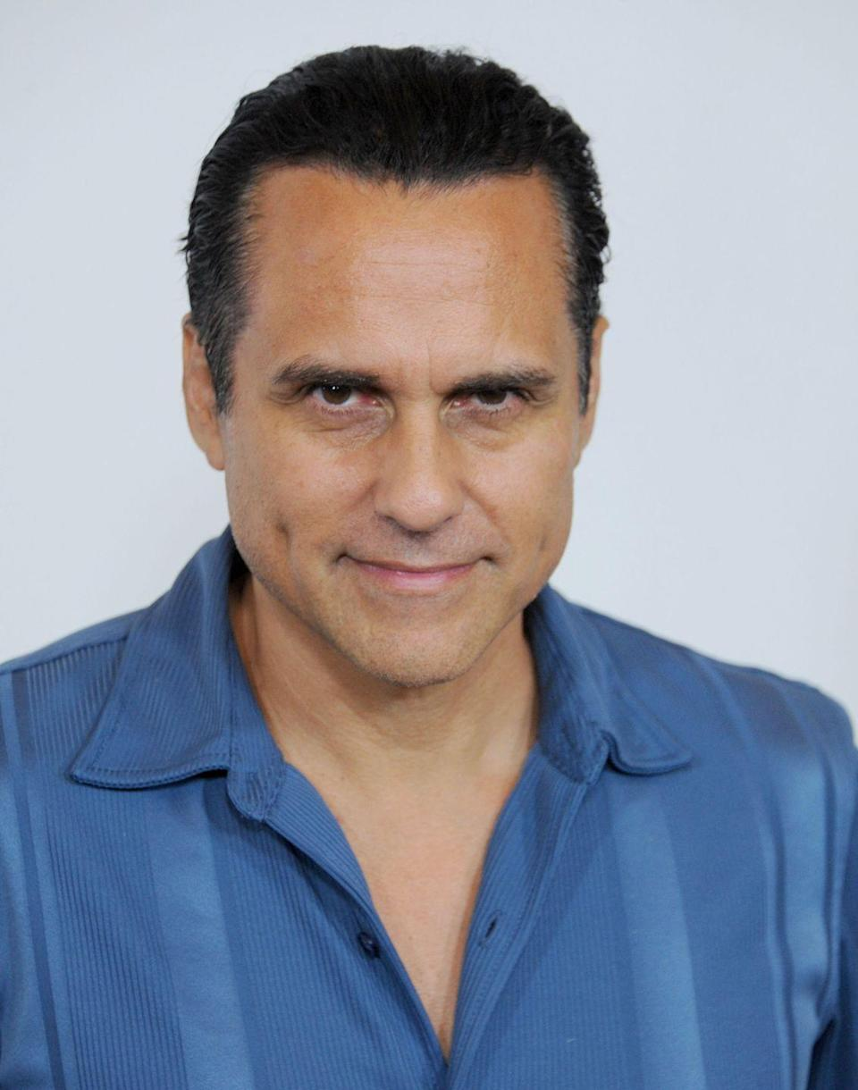 """<p>Real life inspired the soap star's <em>General Hospital</em> storyline about bipolar disorder. Head writer <a href=""""https://www.bphope.com/soap-star-maurice-benard-this-rebel-has-a-cause/"""" rel=""""nofollow noopener"""" target=""""_blank"""" data-ylk=""""slk:Bob Guza said"""" class=""""link rapid-noclick-resp"""">Bob Guza said</a>, """"Maurice wasn't just playing it, he was living it."""" </p>"""