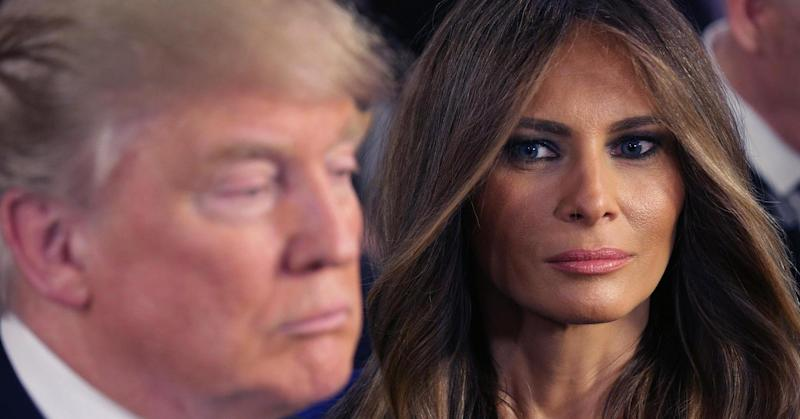 Melania Trump says 'boy talk' in 2005 video is 'not the man I know'