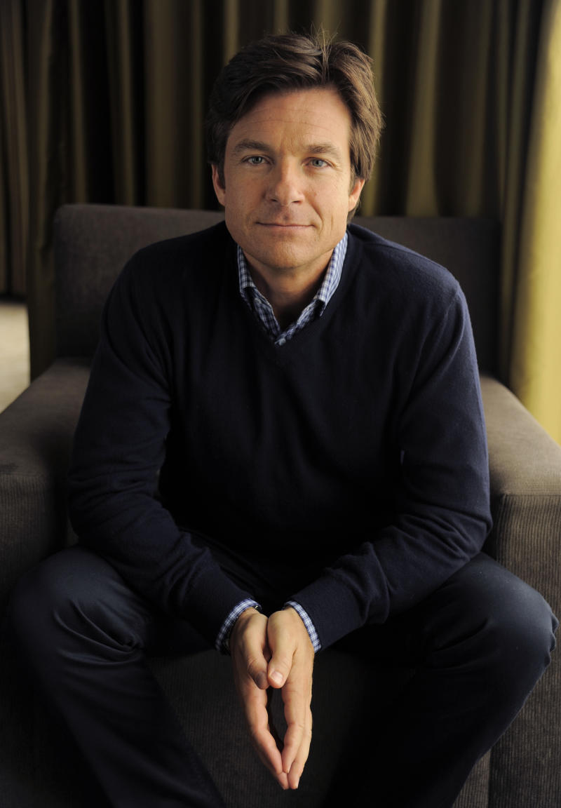"Jason Bateman, director and star of the film ""Bad Words,"" poses for a portrait on day 3 of the 2013 Toronto International Film Festival on Saturday, Sept. 7, 2013 in Toronto. (Photo by Chris Pizzello/Invision/AP)"