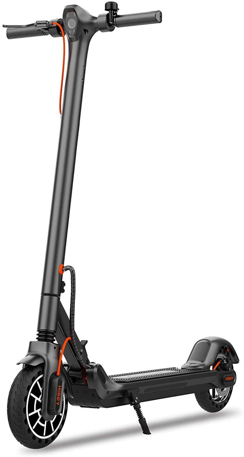<p>Scoot around town with this <span>Hiboy Max V2 Electric Scooter</span> ($410).</p>