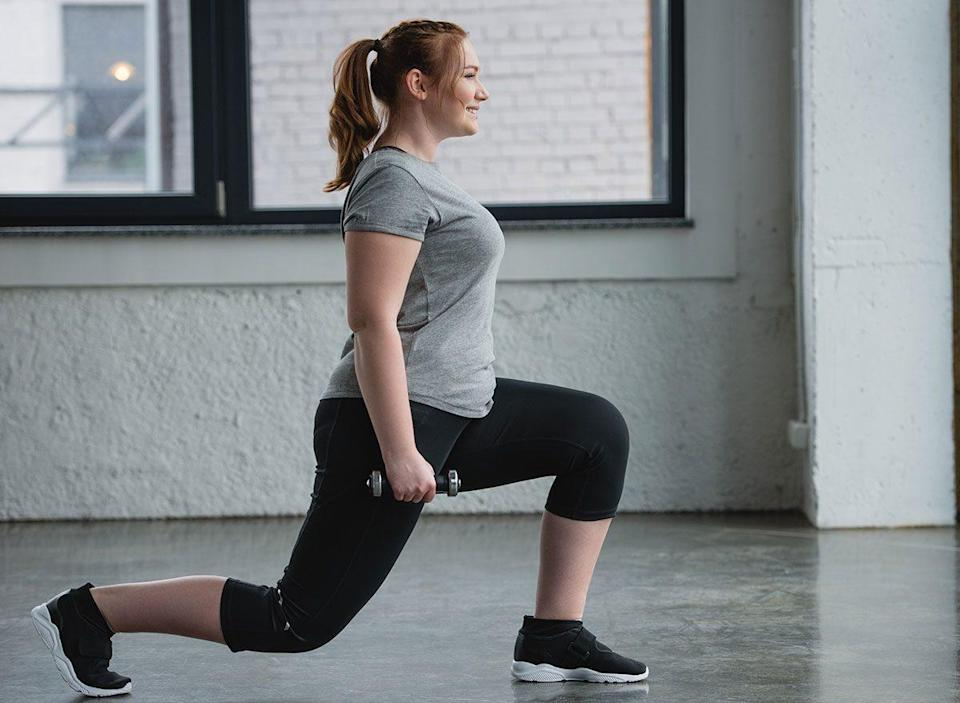 exercise lunges