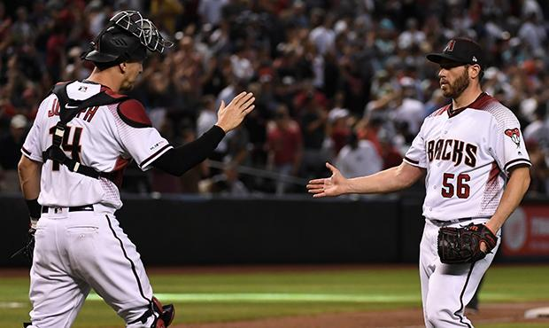 D-backs closer Greg Holland earns 200th career save in win over Dodgers