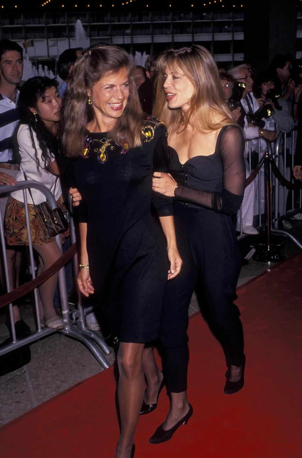 The best part about having an identical twin is you can switch places (á la <em>The Parent Trap</em>). Exhibit A: <em>Terminator</em> actor Linda Hamilton, who needed a body double for the film and, naturally, turned to her identical sister, Leslie Hamilton Gearren. Gearren works as a nurse and is not an actor, but she <em>did</em> appear in three scenes in <em>Terminator 2: Judgment Day</em> as her sister's double.
