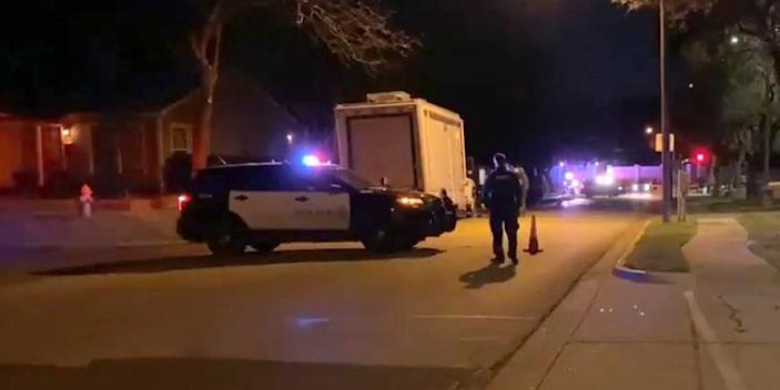 Image: Two doctors dead after standoff with Austin SWAT Team (News Nation)