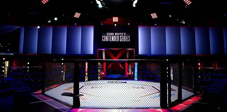 Dana Whites Contender Series at UFC Apex