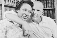 """<p>Kids growing up today might never realize that there were laws banning interracial marriage, but that was the case until Mildred and Richard Loving took their case all the way <a href=""""https://www.history.com/topics/civil-rights-movement/loving-v-virginia#:~:text=Following%20another%20appeal%2C%20the%20case,Supreme%20Court%20in%20April%201967.&text=The%20Supreme%20Court%20announced%20its,14th%20Amendment%20to%20the%20Constitution."""" rel=""""nofollow noopener"""" target=""""_blank"""" data-ylk=""""slk:to the Supreme Court in 1967"""" class=""""link rapid-noclick-resp"""">to the Supreme Court in 1967</a>. Today, Loving Day is celebrated on June 12 as a way to commemorate the end of anti-miscegenation laws.</p>"""