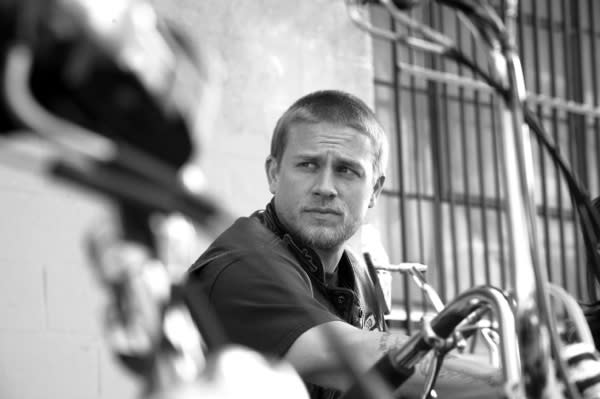 Eye on Emmy: Sons of Anarchy's Charlie Hunnam on Jax's Evolution and His Real Stance on Awards