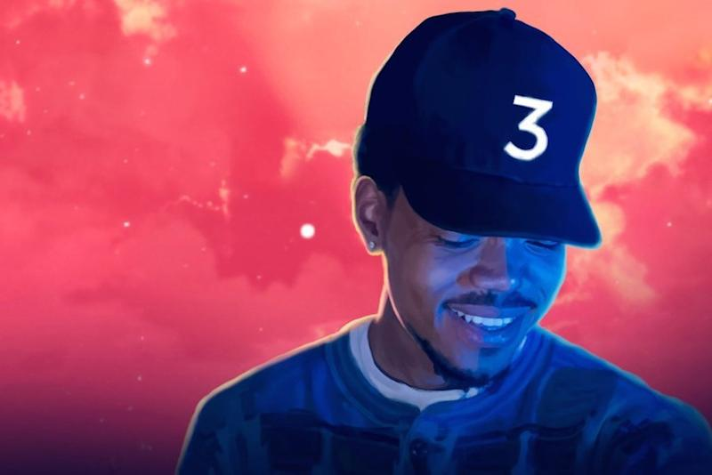 Twitter goes nuts over chance the rappers new mixtape coloring book malvernweather Images