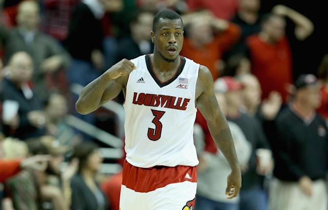 Rick Pitino benched Chris Jones for flop against Kentucky