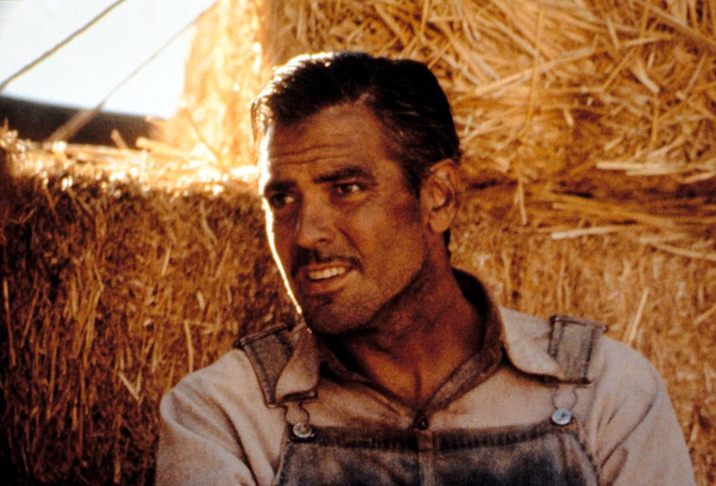 "The handsome George Clooney is known for his fancy suits, but in 2000 he pulled on some dirty overalls to play one of a trio of guys living in the Great Depression-era rural South for the Coen brothers' movie ""O Brother, Where Art Thou?"" The film, which is loosely based on the epic poem ""Odysseus,"" follows them as they break away from prison and, among other adventures, record the song ""I Am a Man of Constant Sorrow"" as the Soggy Bottom Boys. The movie's soundtrack sold more than nine million copies and made bluegrass and folk music cool again. But while Clooney, 51, is a talented actor, with an Oscar from 2005's ""Syriana"" to prove it, he left the ""O Brother"" vocals to professional musicians. His voice, as well as that of the rest of the cast, was dubbed. Although, legendary musician T-Bone Burnett, who worked on the film's music, said Clooney's voice was impressive for someone who doesn't sing for a living. ""Just for the record, George Clooney is a very good singer ... [but recording that song] is not something one can do overnight, not even George Clooney,"" Burnett said on the 10th anniversary reissue of the album.<br><br><a target=""_blank"" href=""http://www.amazon.com/O-Brother-Where-Art-Thou/dp/B00003CXRM"">Buy ""O Brother, Where Art Thou?"" on DVD</a>"