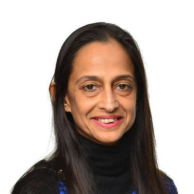 Rubina Toorawa, Sanne's new Country Head, Mauritius