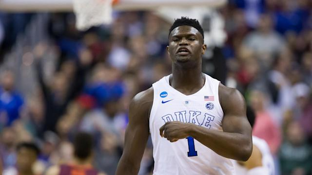 Zion Williamson very well could be headed to the Pelicans after Tuesday's draft lottery. Here's what it means for the Warriors and Kings.