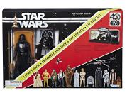 """<p>This special $39.99 set commemorates the classic <a href=""""https://www.yahoo.com/movies/the-first-worst-star-wars-christmas-a-look-182628649.html"""" data-ylk=""""slk:""""Early Bird"""" packaging;outcm:mb_qualified_link;_E:mb_qualified_link;ct:story;"""" class=""""link rapid-noclick-resp yahoo-link"""">""""Early Bird"""" packaging</a>, which includes a reversible backcard, a display stand, and a Darth Vader figure. (Photo: Hasbro) </p>"""