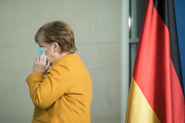 German Chancellor Angela Merkel asked for forgiveness after reversing a planned Easter shutdown