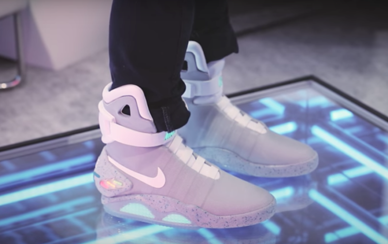 best loved 9c0c9 87688 These are the futuristic sneakers that just sold for over  50,000