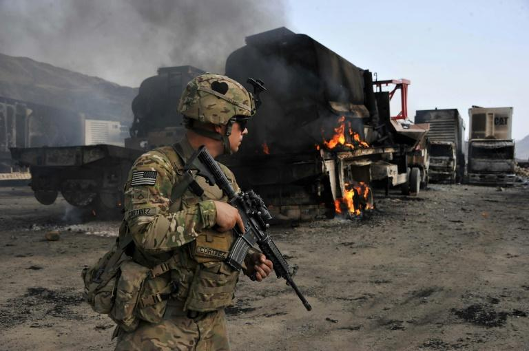 Washington has been in talks with the Taliban for more than a year to end a conflict that has killed more than 100,000 and cost the United States more than $1 trillion
