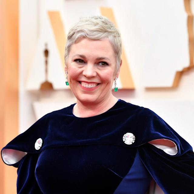 Olivia Colman attends the 92nd Annual Academy Awards. [Photo: Getty]