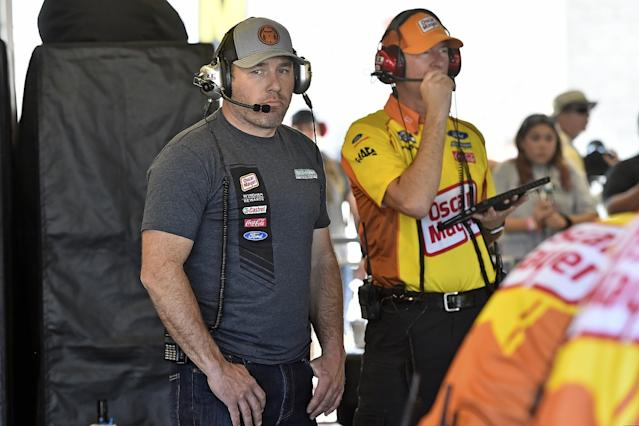 NASCAR clears Newman to return to racing