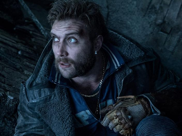 captain boomerang