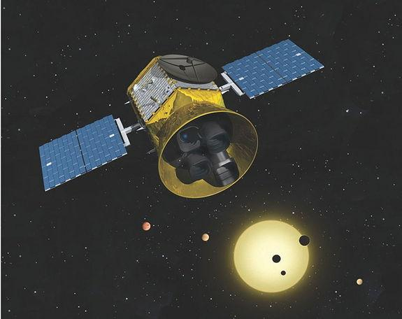 Following a three-year competition, NASA recently selected the Transiting Exoplanet Survey Satellite (TESS) project at MIT for a planned launch in 2017.