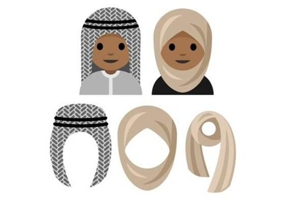 Hijab and Breast-feeding Emojis Might Be Coming Your Way