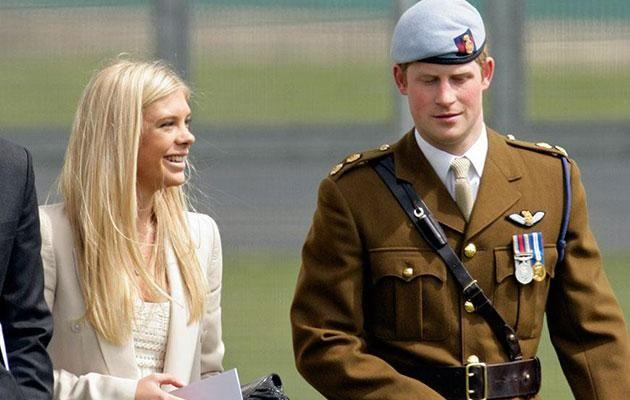 Prince Harry dated Chelsea Davy on-and-off for over six years. Photo: Getty Images