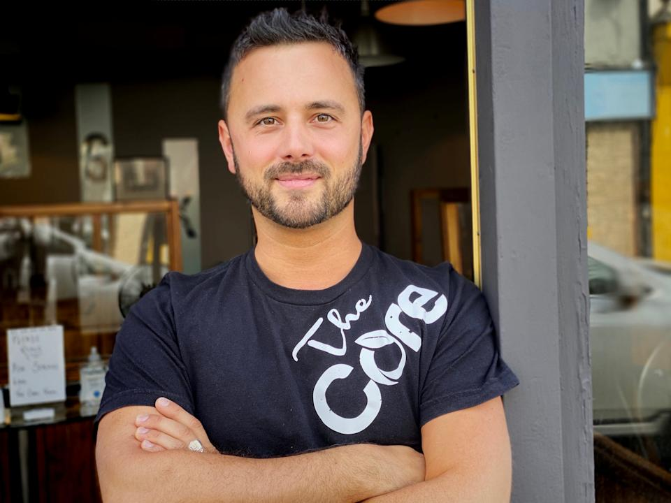 Bar owner Kris Talikowski has won a five-year legal battle over his company's 'super juices'. (SWNS)
