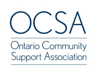 Ontario Community Support Association (CNW Group/Ontario Community Support Association) (CNW Group/Ontario Community Support Association)