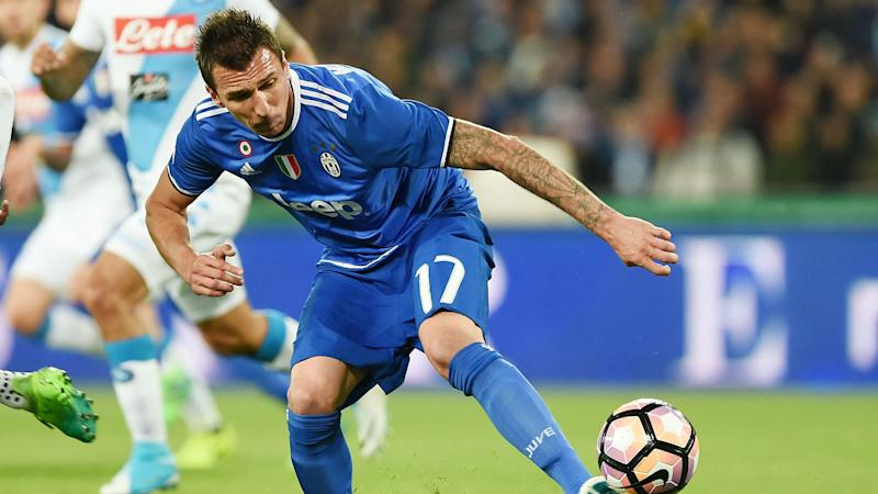 Mandzukic out of Napoli-Juventus Coppa Italia clash