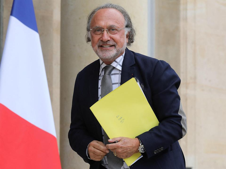 The billionaire had been a member of France's National Assembly since 2002 (AFP via Getty Images)