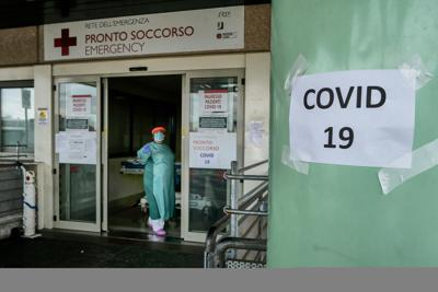 Coronavirus: in Italia altri 7.970 casi e 307 morti, +36 in intensiva