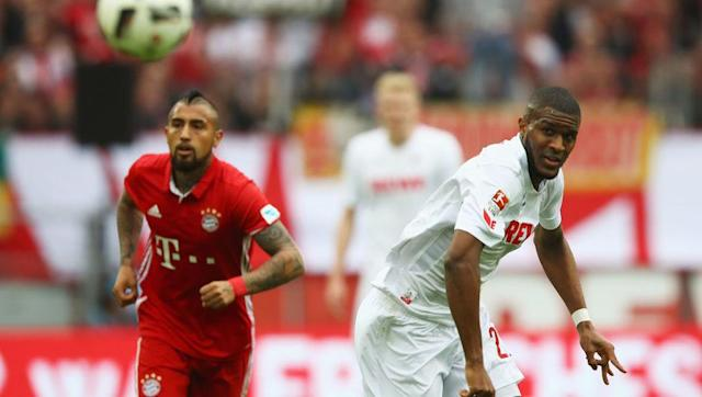 <p>French striker Anthony Modeste seems to have finally fulfilled his potential at Koln, after a number of unsuccessful years in France and even a short period on loan at Blackburn.</p> <p>The 28-year-old has netted 21 times in 27 appearances this season, and only Robert Lewandowski and Pierre-Emerick Aubameyang have scored more Bundesliga goals this season.</p> <p>As a powerful, leading man with a new-found clinical touch, Modeste can play a similar hold-up hold to Lukaku and would be natural replacement for the Belgian.</p>