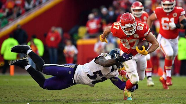 Ravens are touchdown underdogs (again) in return to Kansas City, but high-scoring game expected