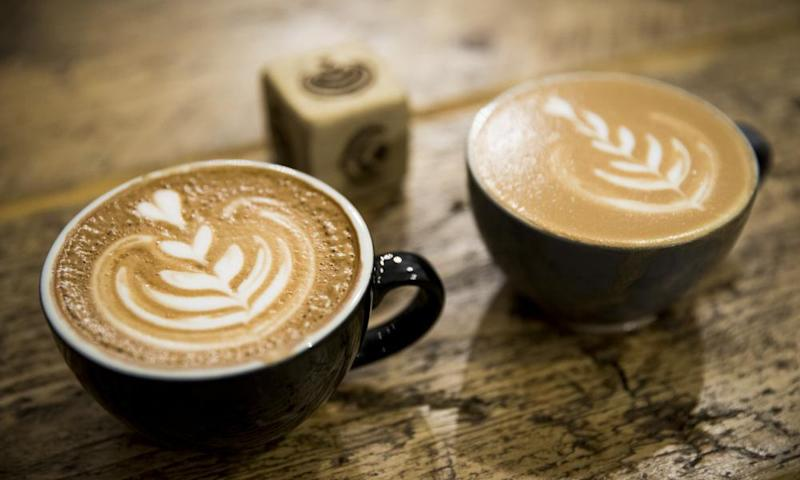 Arla Organic's Coffee Week Latte Art Throwdown