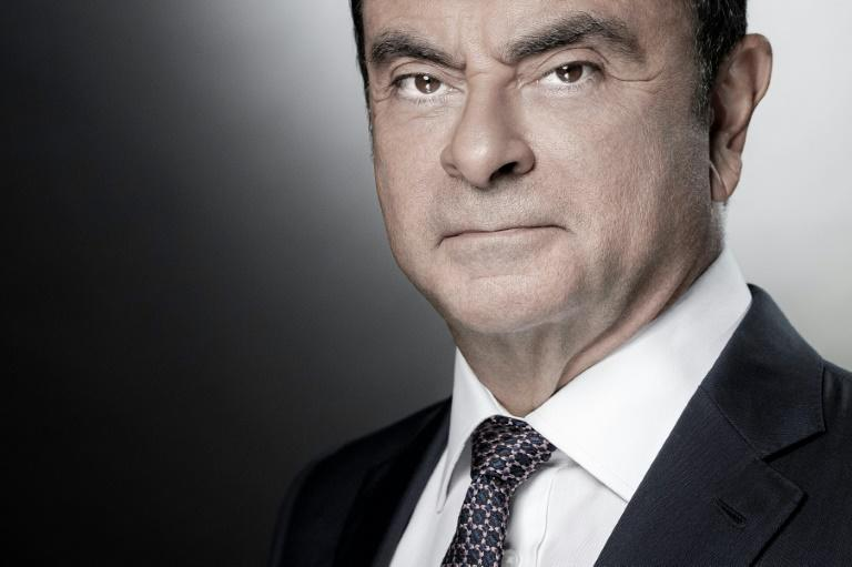"Carlos Ghosn said his health was ""fine"""