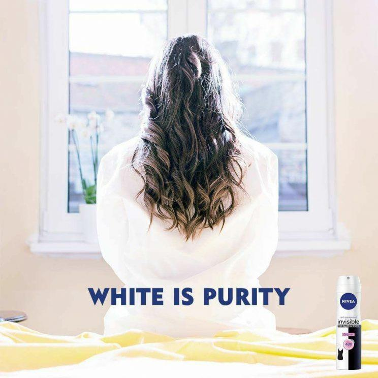 Nivea retracts White Is Purity ad